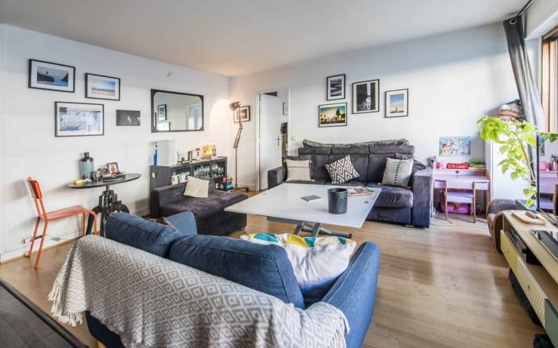 Sale apartment Paris 17ème 514000€ - Picture 2