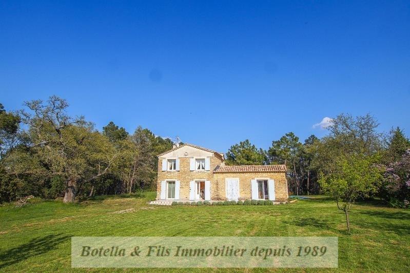 Vente de prestige maison / villa Uzes 470000€ - Photo 10