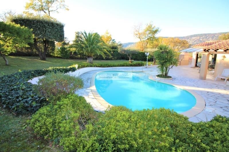 Vente de prestige maison / villa Peymeinade 675000€ - Photo 5