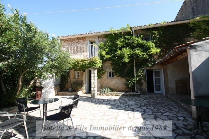 Verkoop  huis Uzes 253000€ - Foto 1