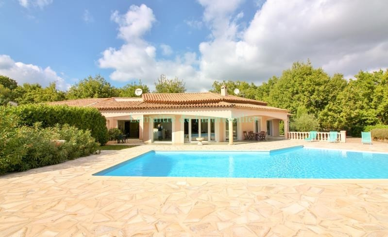 Vente de prestige maison / villa Saint cezaire sur siagne 571000€ - Photo 1