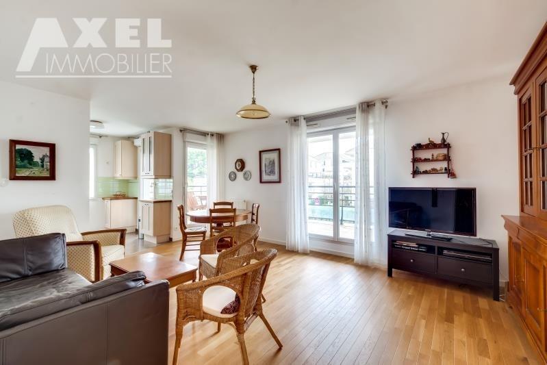 Sale apartment Montigny le bretonneux 408500€ - Picture 1