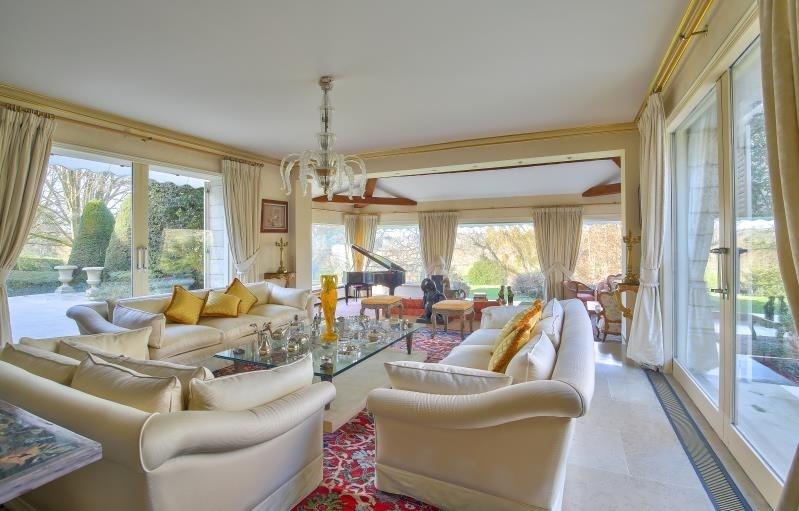 Deluxe sale house / villa St nom la breteche 4200000€ - Picture 5