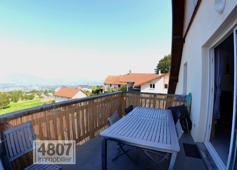 Vente appartement Pers jussy 199 000€ - Photo 1