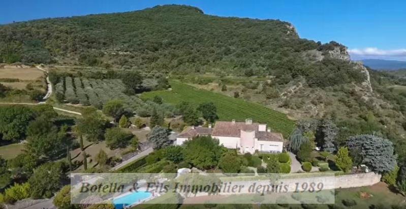 Vente de prestige maison / villa Barjac 1270000€ - Photo 18