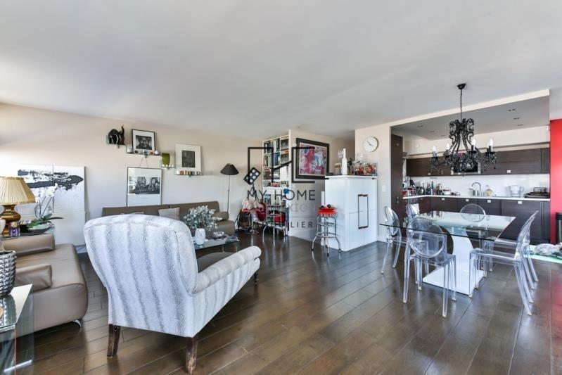 Immobile residenziali di prestigio appartamento Paris 17ème 1163000€ - Fotografia 5