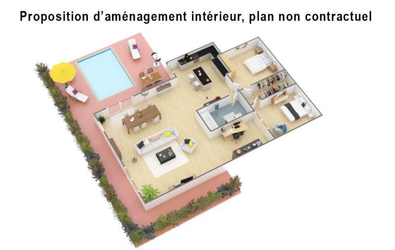 Venta  apartamento Villefranque 195000€ - Fotografía 4