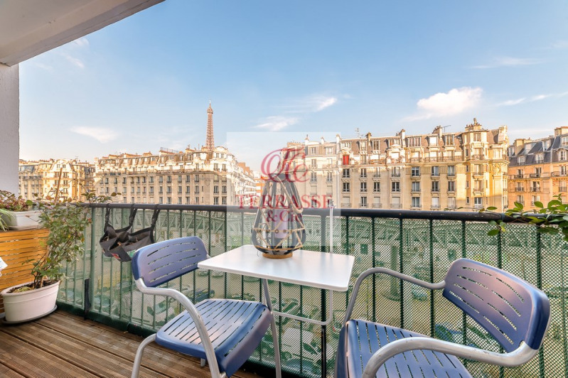 Sale apartment Paris 15ème 640 000€ - Picture 6