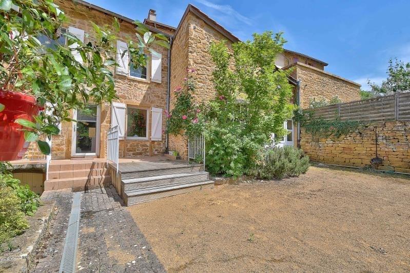 Sale house / villa Ville-sur-jarnioux 510000€ - Picture 2