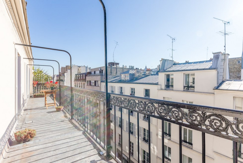 Deluxe sale apartment Paris 5ème 1 185 000€ - Picture 2
