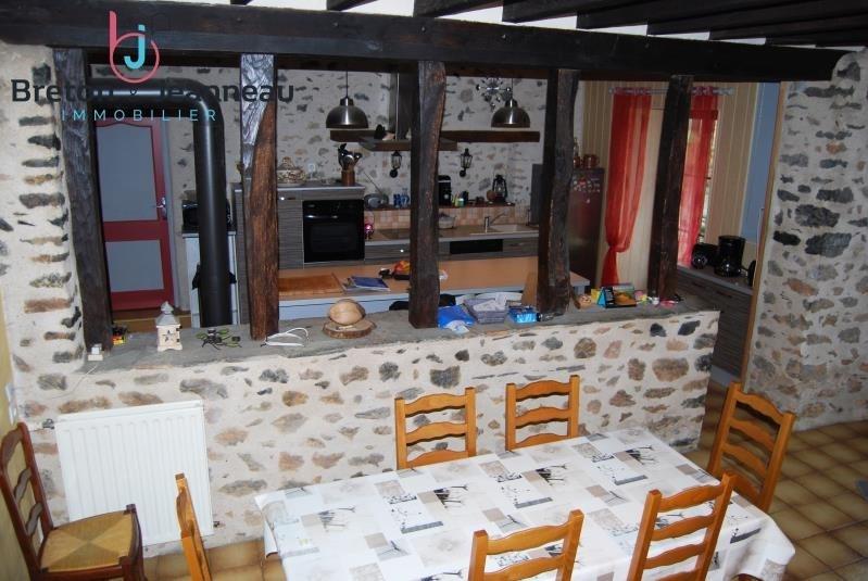 Vente maison / villa St denis du maine 218400€ - Photo 5