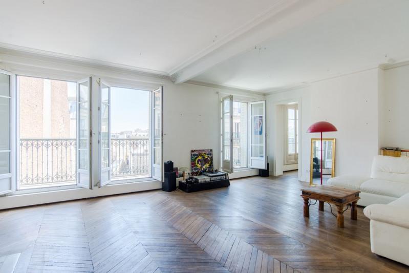 Vente de prestige appartement Paris 10ème 1145000€ - Photo 2