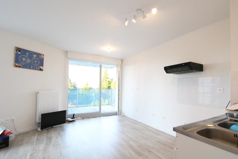 Investment property apartment Strasbourg 125000€ - Picture 2