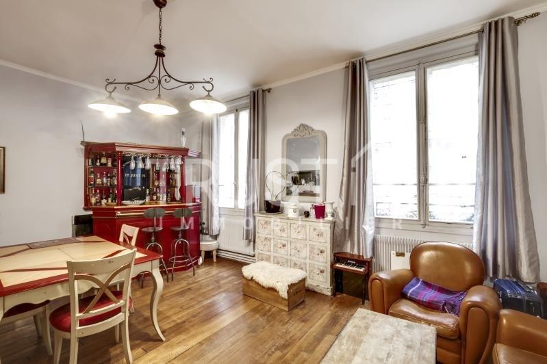 Vente appartement Paris 15ème 535000€ - Photo 1