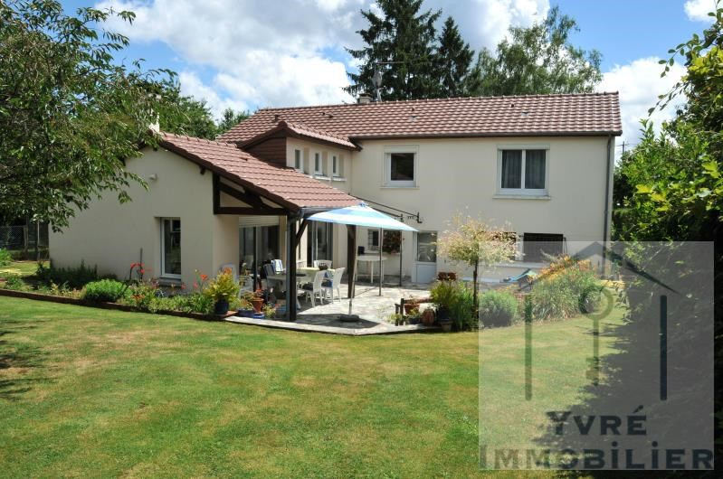 Sale house / villa Yvre l eveque 353 360€ - Picture 1