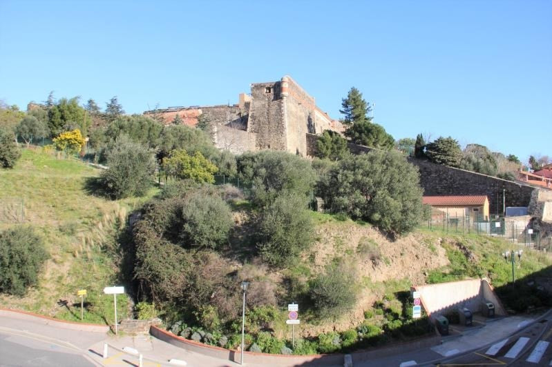 Sale apartment Collioure 150 000€ - Picture 1