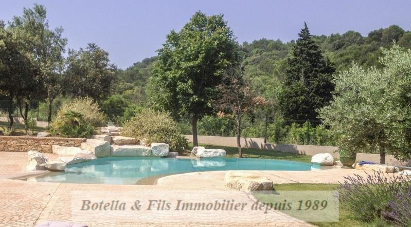 Verkoop van prestige  huis Tresques 698000€ - Foto 3