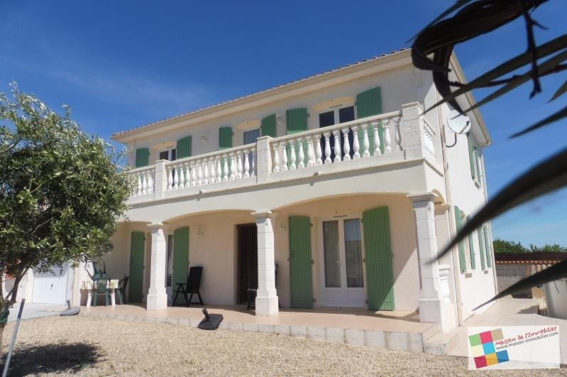Vente maison / villa Meschers sur gironde 435 750€ - Photo 1