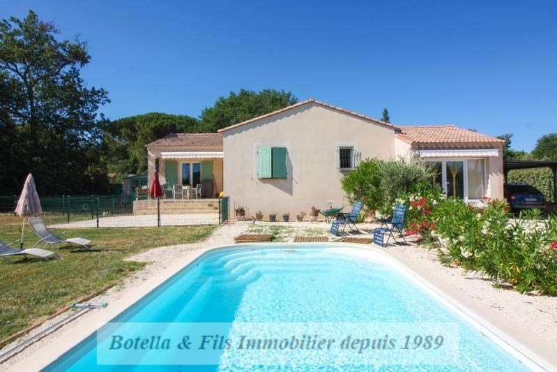 Vente maison / villa Uzes 277 000€ - Photo 1