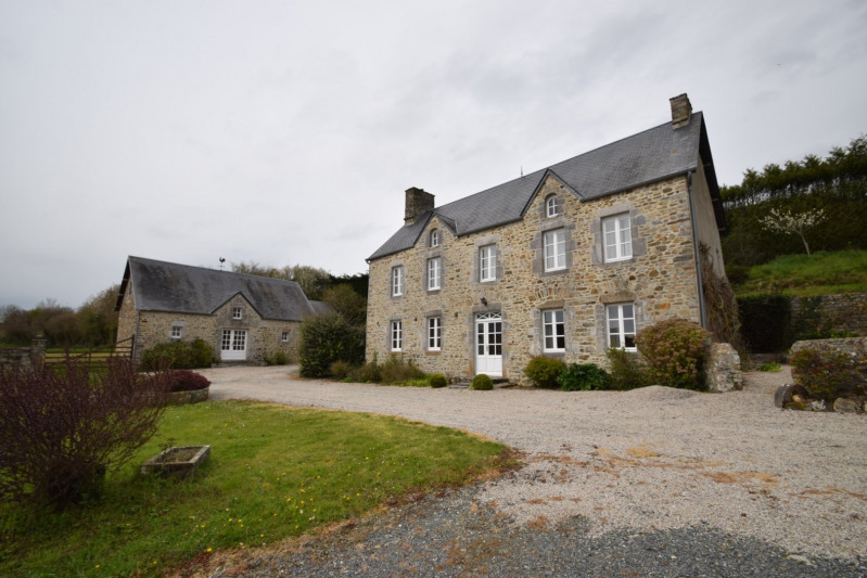 Vendita casa Coutances 454000€ - Fotografia 1