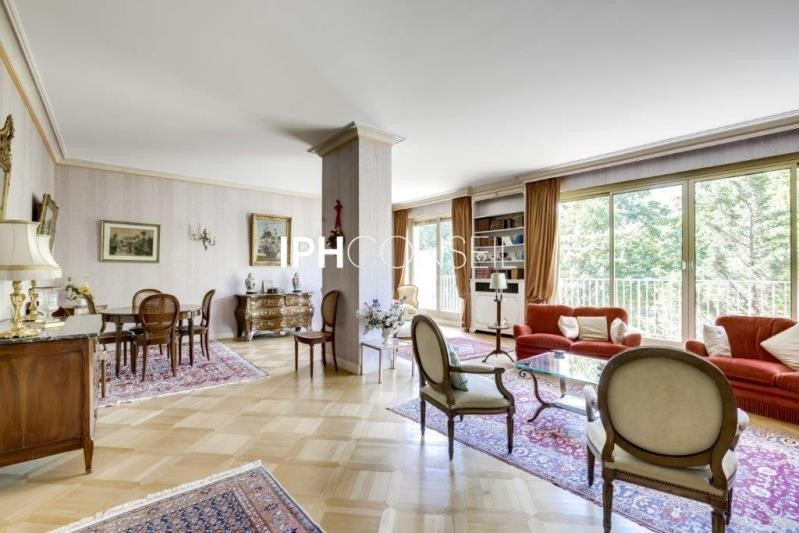 Deluxe sale apartment Neuilly-sur-seine 2 140 000€ - Picture 3