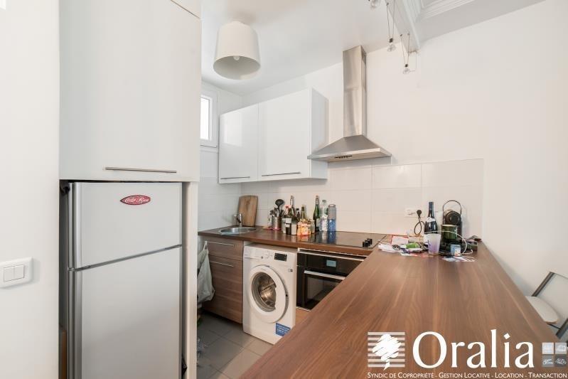 Vente appartement Paris 17ème 370000€ - Photo 2