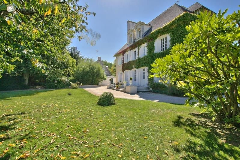 Deluxe sale house / villa Caen 698 000€ - Picture 1