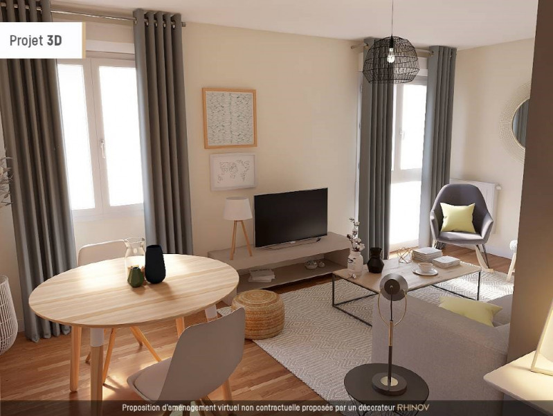 Vente appartement Arpajon 119000€ - Photo 1
