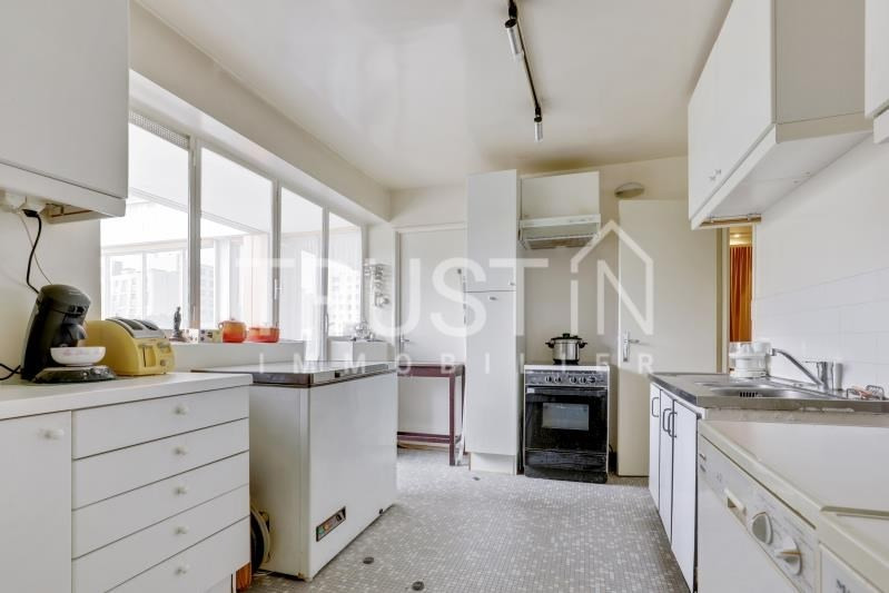 Vente de prestige appartement Paris 15ème 1 360 000€ - Photo 6