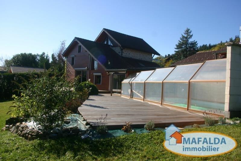 Deluxe sale house / villa Viuz en sallaz 580000€ - Picture 2