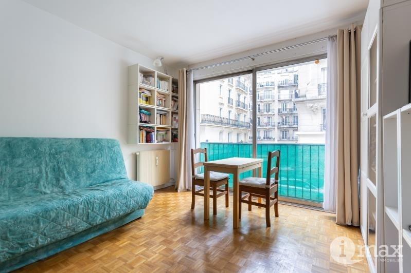 Sale apartment Paris 18ème 286000€ - Picture 4