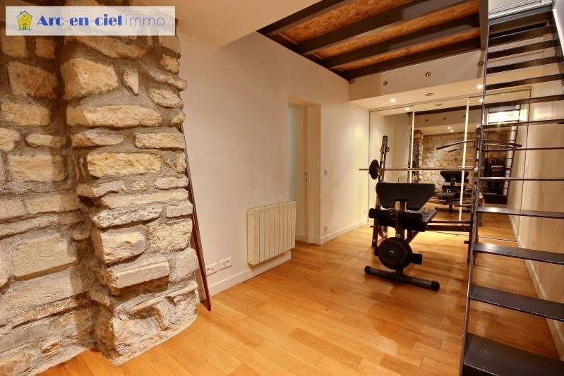 Deluxe sale loft/workshop/open plan Paris 18ème 1 100 000€ - Picture 10