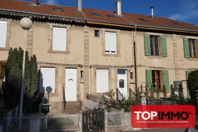 Vente maison / villa Baccarat 84 900€ - Photo 1