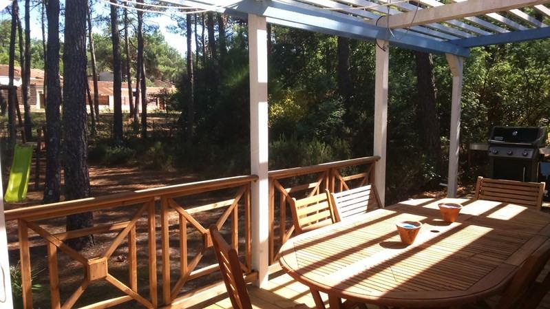 Alquiler vacaciones  casa Lacanau ocean 980€ - Fotografía 1