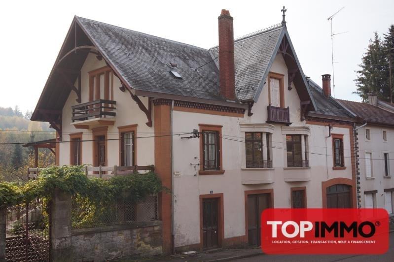 Vente maison / villa Badonviller 169900€ - Photo 1