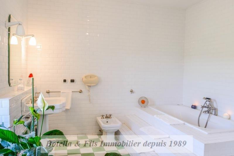Verkoop van prestige  huis Uzes 997000€ - Foto 12