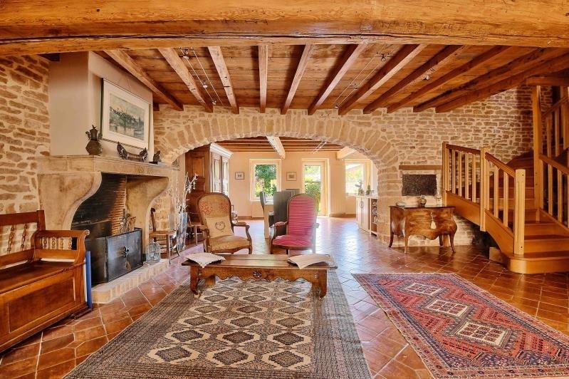 Sale house / villa Ville-sur-jarnioux 510000€ - Picture 5