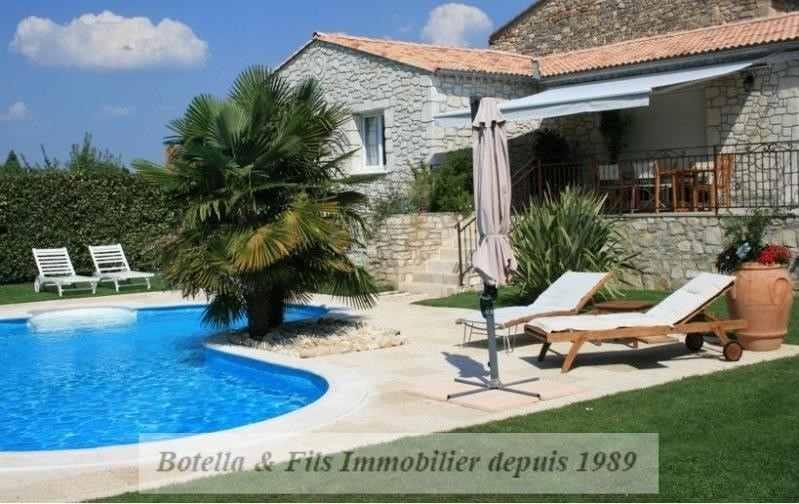 Vente maison / villa Barjac 294 900€ - Photo 1