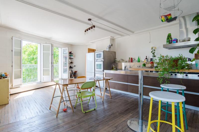 Vente de prestige appartement Paris 10ème 1145000€ - Photo 3