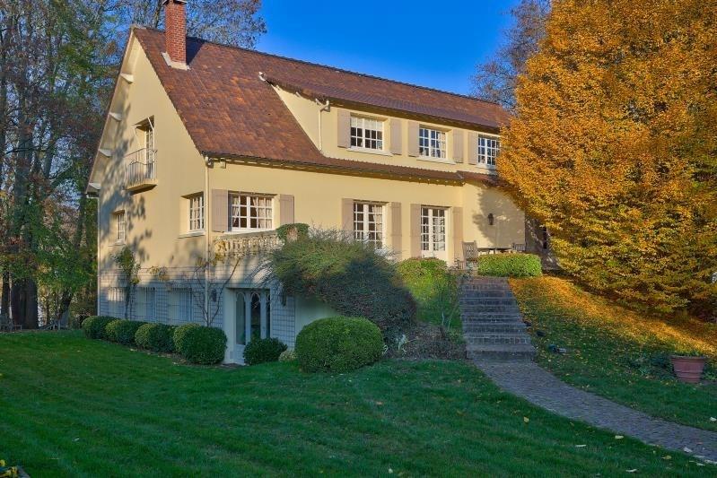Deluxe sale house / villa L'etang la ville 1440000€ - Picture 2