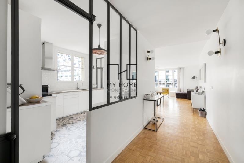 Venta de prestigio  apartamento Paris 17ème 1395000€ - Fotografía 2