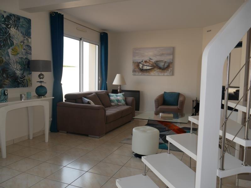 Vente maison / villa St vincent sur jard 338000€ - Photo 8