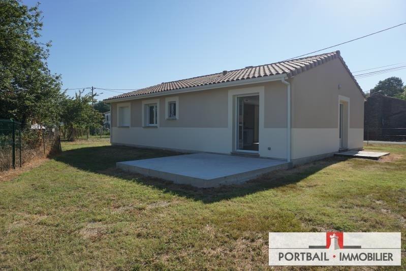 Sale house / villa Blaye 164900€ - Picture 1