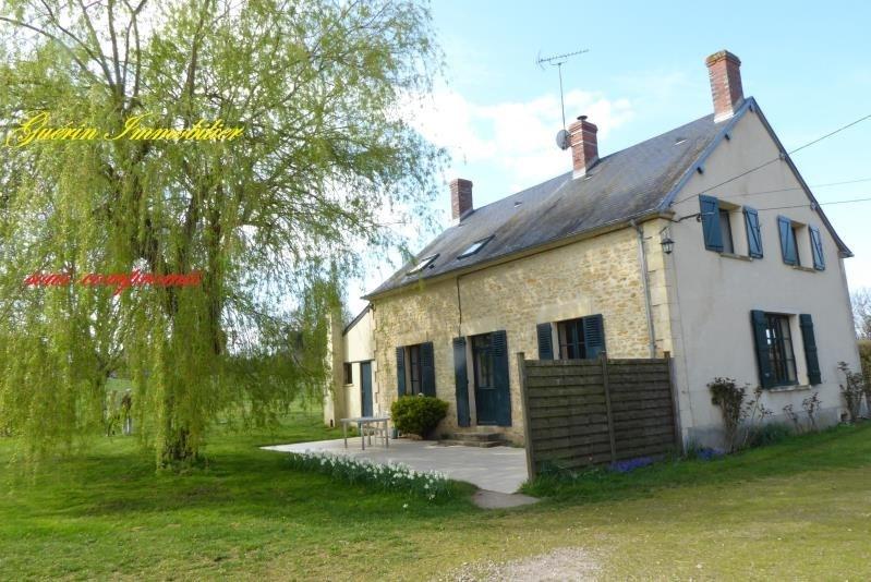 Sale house / villa Parigny les vaux 205500€ - Picture 1