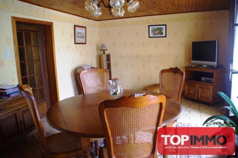 Sale house / villa St die 117000€ - Picture 5