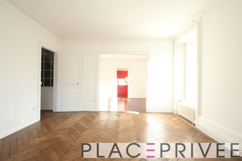 Sale apartment Remiremont 165000€ - Picture 1