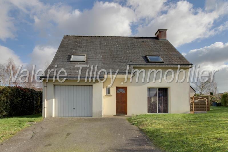 Vente maison / villa Orgeres 258750€ - Photo 8