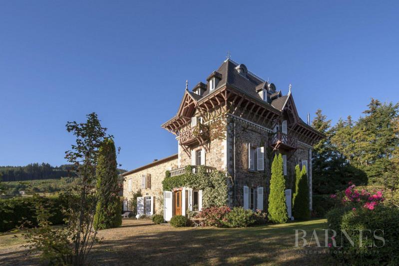Deluxe sale house / villa Cublize 787500€ - Picture 2
