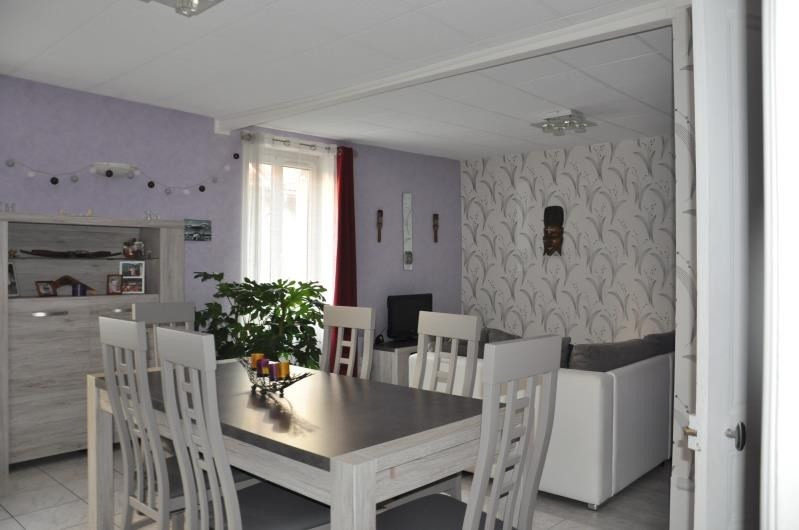 Sale apartment Oyonnax 125000€ - Picture 1