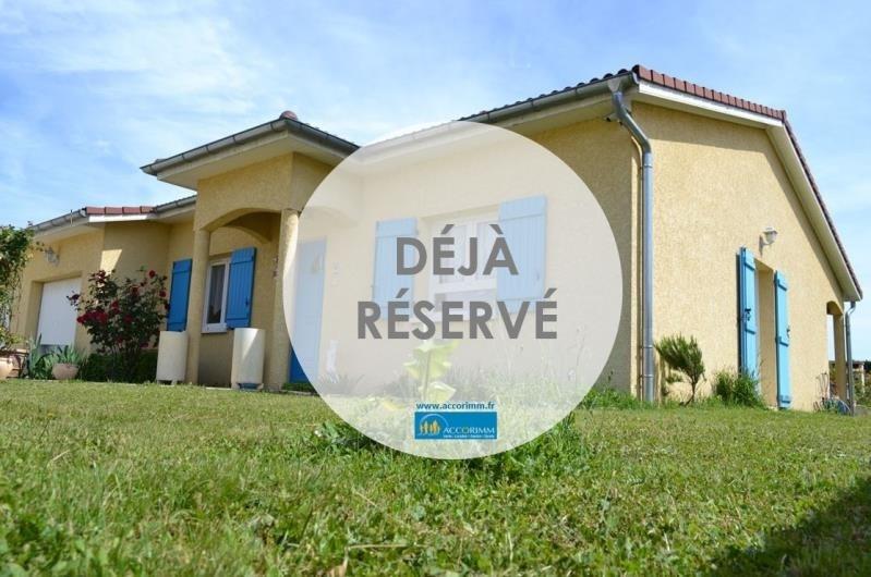 Vente maison / villa Toussieu 430000€ - Photo 1